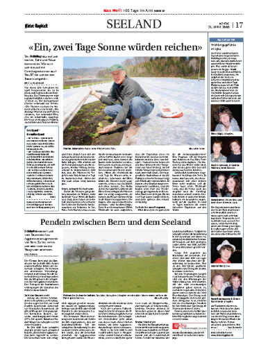 BielerTagblatt – Frühling